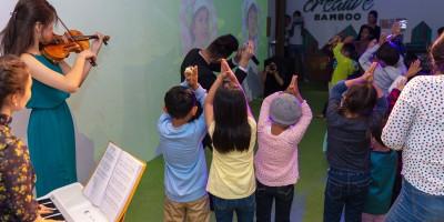 Хүүхдэд зориулсан сонгодог хөгжмийн цаг 2018.08.25нд зохион байгуулагдлаа.