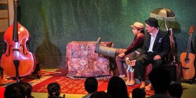 БАТИДА ТЕАТР- Данийн Вант Улсын Гэр бүлийн Театр Монголд анх удаа